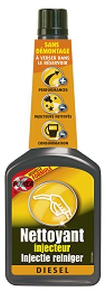Bardahl X-Power diesel servicerens - 250 ml. Olie & Kemi > Additiver