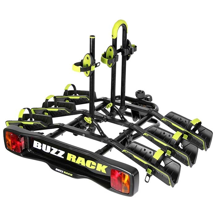 BUZZ Wing cykelholder til 3 cykler Transportudstyr > Cykelholder