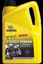 Bardahl Motorolie - 15/40 SJ/CG-4 Turbo: XTC - 5 ltr. Olie & Kemi > Motorolie