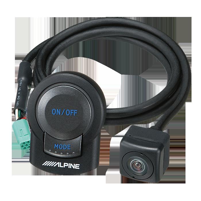 Alpine HCE-C212F Front Kamera 186 grader vinkel Bilstereo > Frontkamera