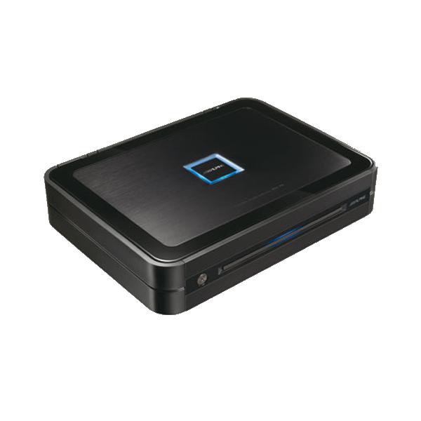 Alpine PDX-F6 4 Kanal Digital Forstærker 4x150W Bilstereo > Forstærkere