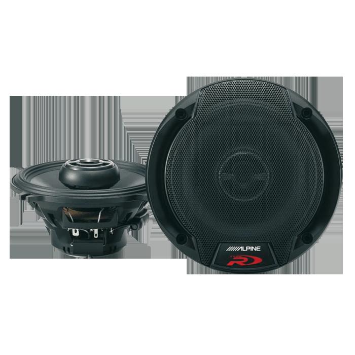 Alpine SPR-50 13 cm Højttalersæt Coaxial 2 vejs Bilstereo > Højttalere > Alpine > Højttalere R-Serie