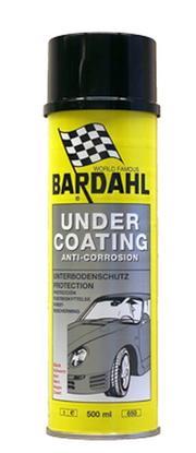 Bardahl Undercoating (undervogns beskyttelse) 500 ml Olie & Kemi > Rustbeskyttelse