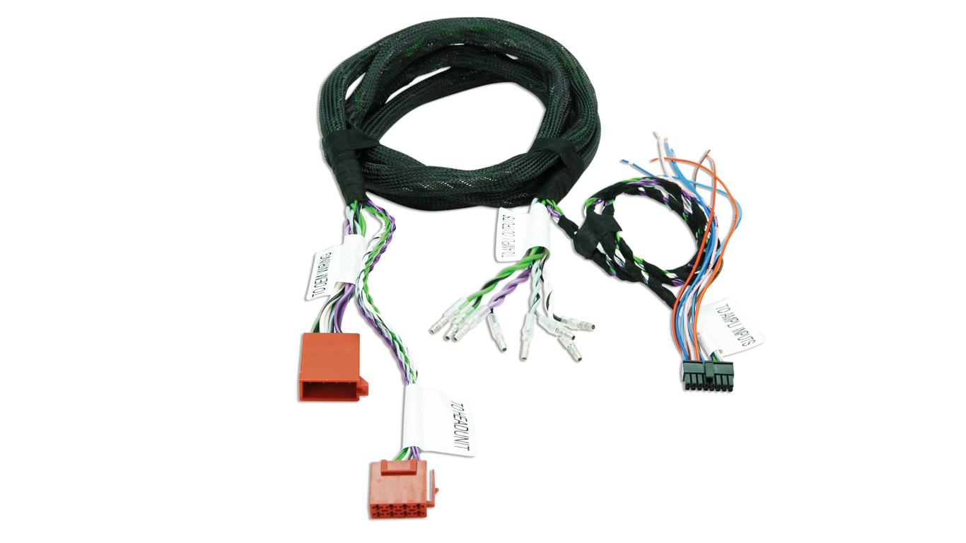 Audison Prima ISO In/Out Kabel 560 cm Bilstereo > Forstærkere > Audison > Prima-Serie