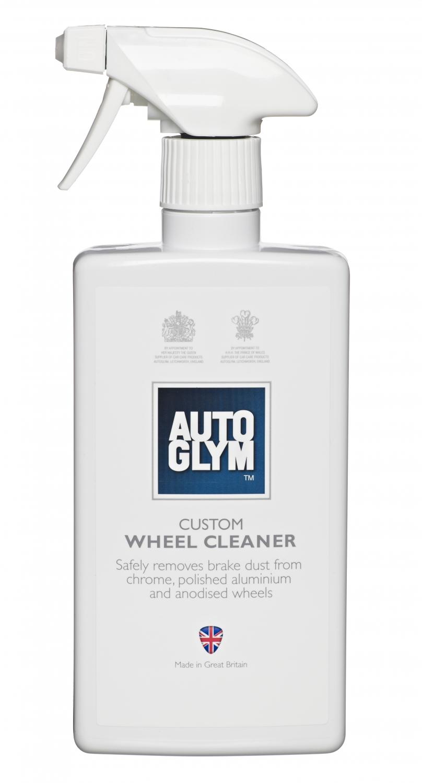 Autoglym FÆLGRENSSYREFRI - Custom Wheel Cleaner - 500 ml. Bilpleje
