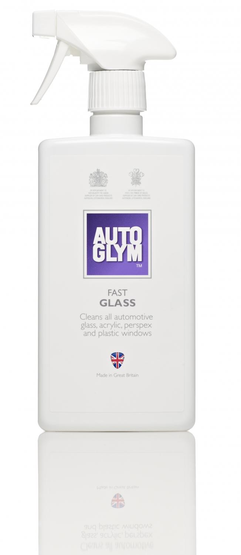 Autoglym RUDERENS - Fast Glass - 500 ml. Bilpleje > Autoglym > Glas