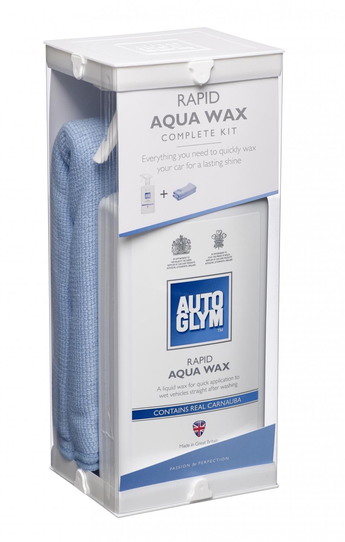 Autoglym VÅD-POLERING - Aqua Wax Kit - Sæt. Bilpleje > Autoglym > Lakpleje