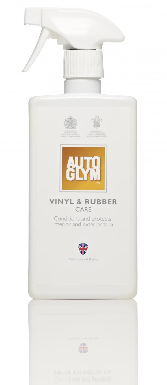 Autoglym VINYL MAKE-UP - Vinyl & Rubber Care - 500 ml. Bilpleje > Autoglym > Indvendig pleje
