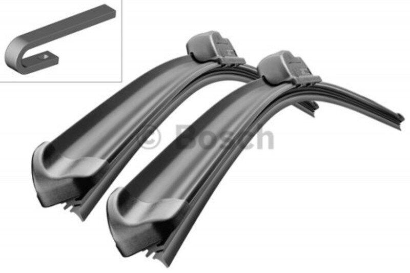 AR604S Bosch Aerotwin Vinduevisker sæt 60+45cm lange Bosch Vinduesvisker / Viskeblade & Bagrudeviskere