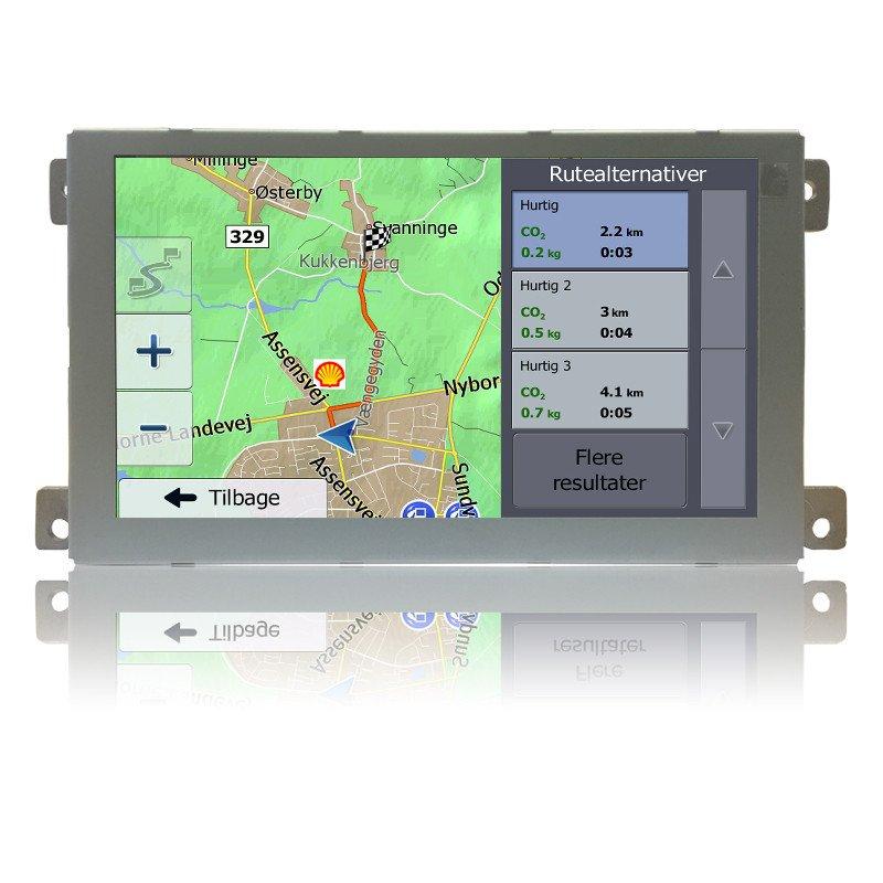 Audi - A4/A5/Q5 Navigation Bilstereo > Navigation > Audi