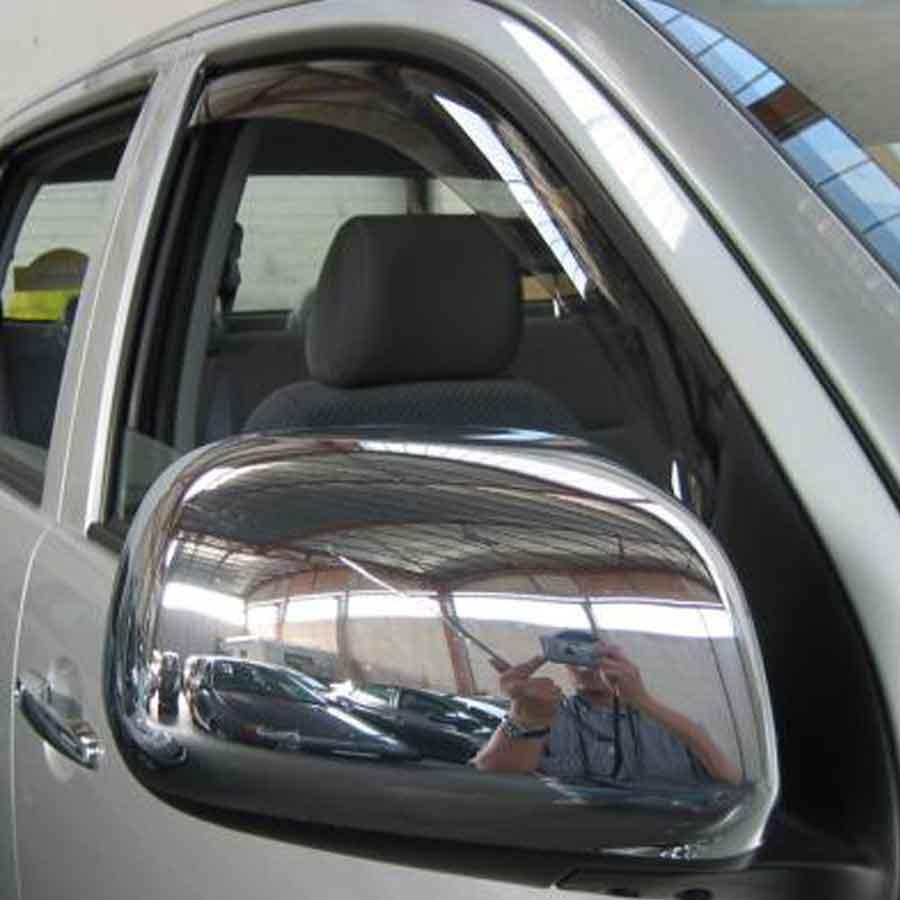 Vindafvisere til Mazda 5 05> 5d. Bil & Trailer // Vindafvisere