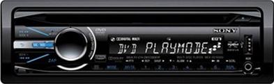 SONY Autoradio MEX-DV800 med DVD/CD Bilstereo > CD / Radio > SONY