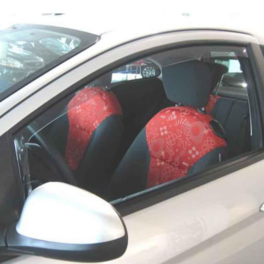 Vindafvisere til Nissan NOTE 5d. 06 >13 Bil & Trailer // Vindafvisere