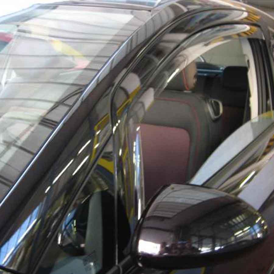 Vindafvisere til Opel Vivaro 2002> Bil & Trailer // Vindafvisere