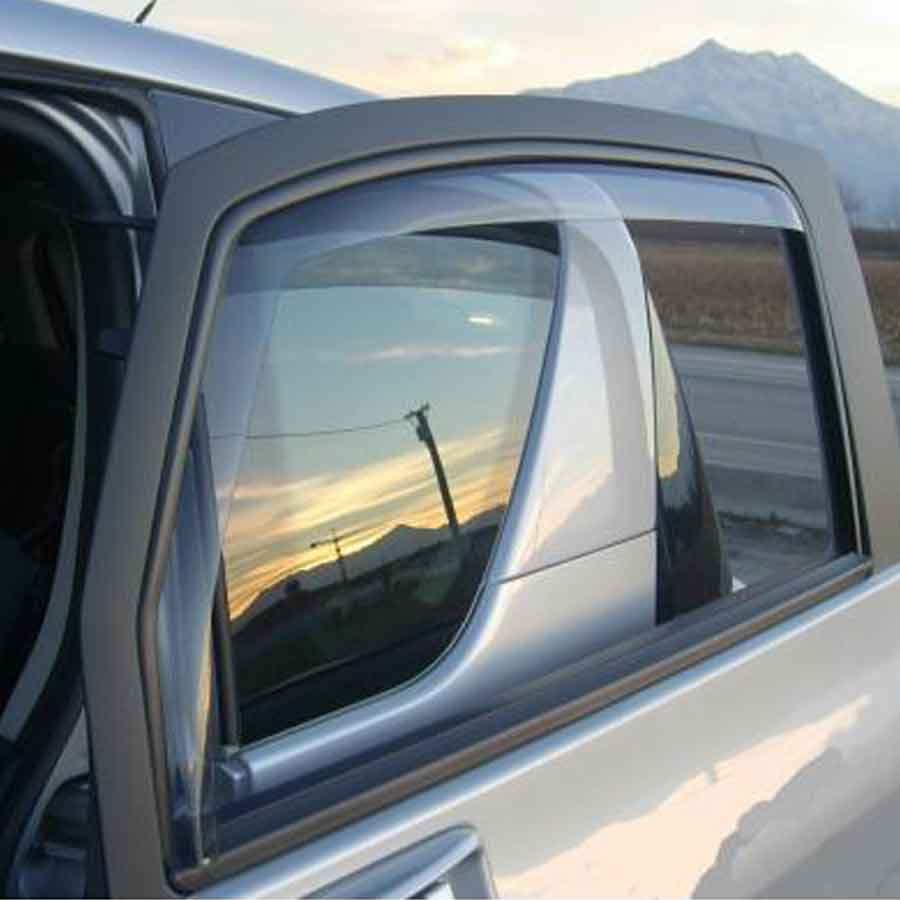 Vindafvisere til Peugeot 307 5d 01> Bil & Trailer // Vindafvisere