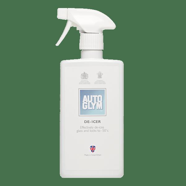 Autoglym Isfjerner - De-Icer 500 ml. Bilpleje > Autoglym > Glas