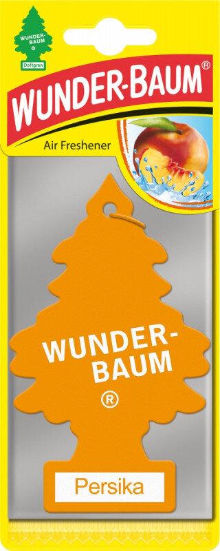 Fersken / Persika duftegran fra Wunderbaum Wunder-Baum dufte