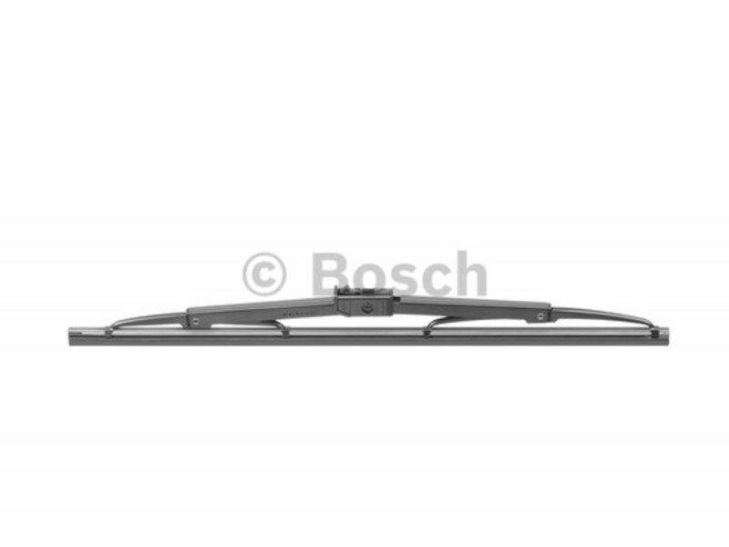 H356 Bosch bagrudevisker 35cm til Fiat Doblo Bosch Vinduesvisker / Viskeblade & Bagrudeviskere