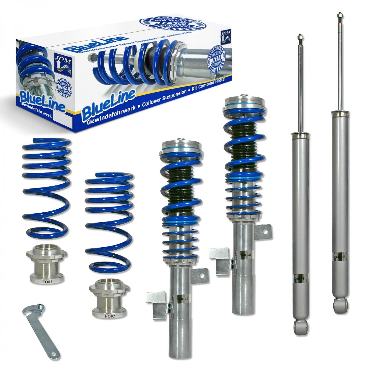 Blue Line - Gevindundervogn til Ford Focus Udvendig tilbehør > Gevindundervogn > Ford > Focus
