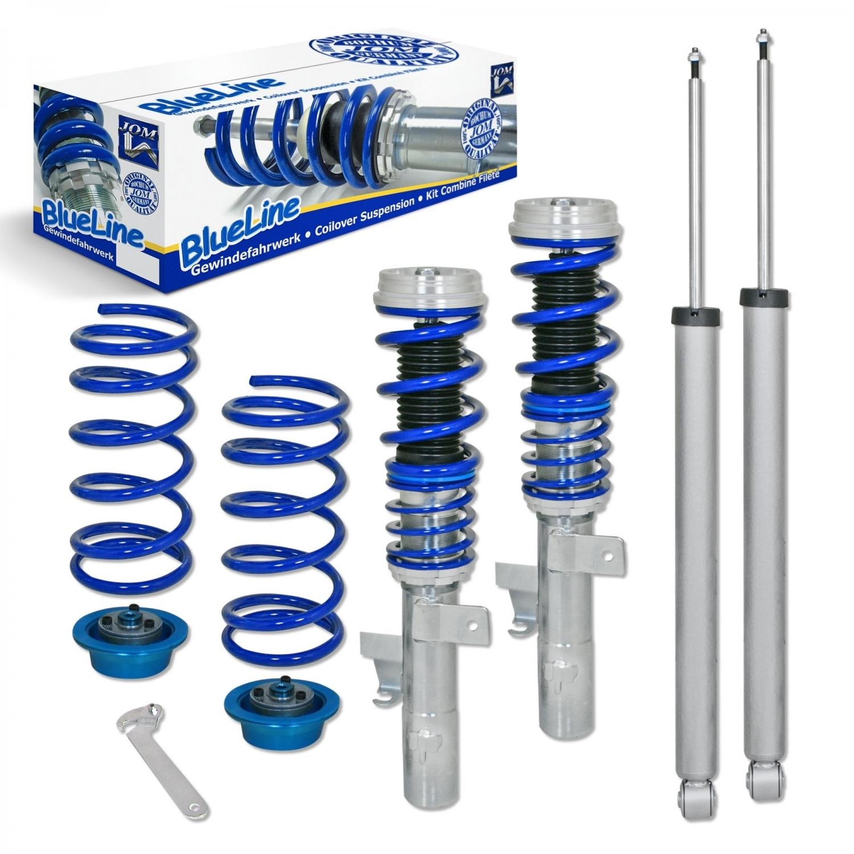 Blue Line - Gevindundervogn til Mazda 3 Udvendig tilbehør > Gevindundervogn > Mazda > Mazda 3