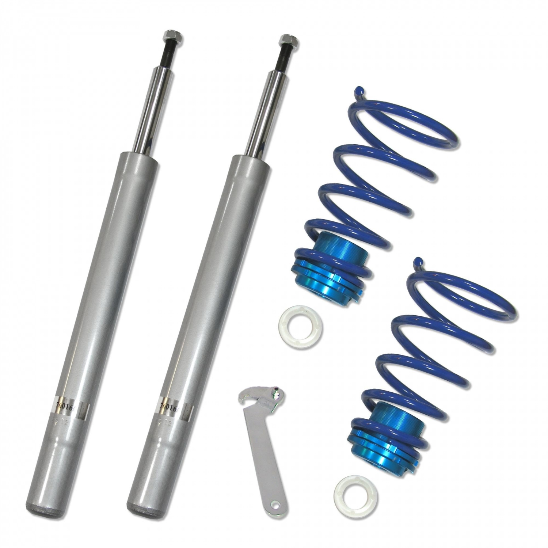 Blue Line - Gevindundervogn til BMW 5 Serie - E39 Touring Udvendig tilbehør > Gevindundervogn > BMW > 5 Serie