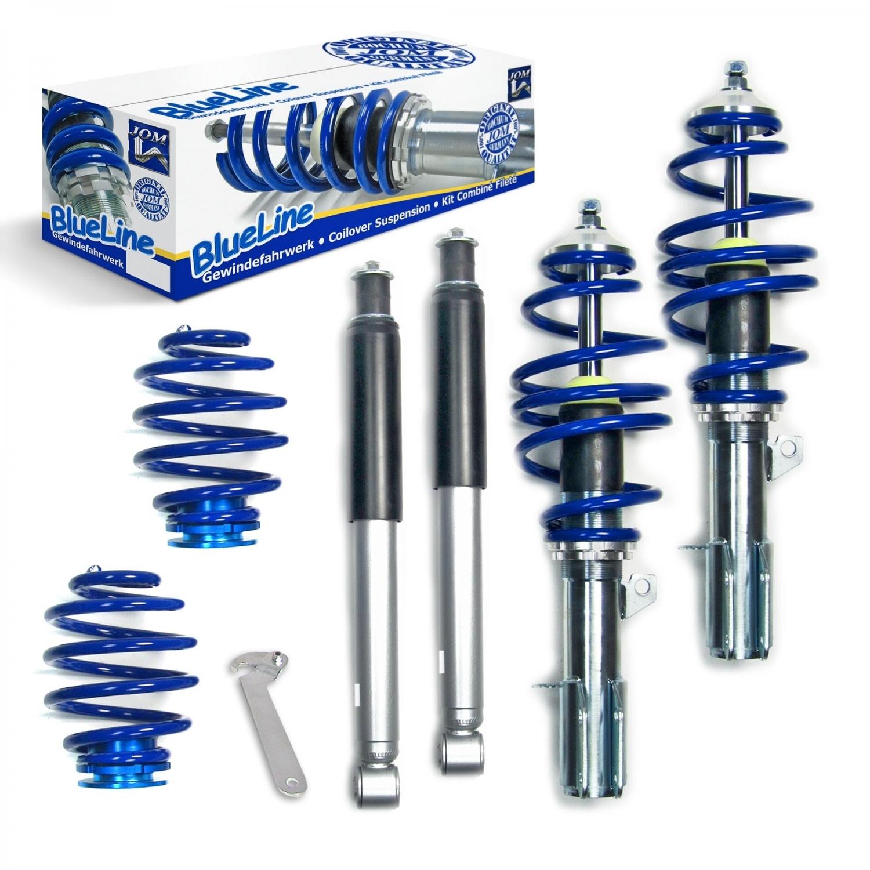 Blue Line - Gevindundervogn til Opel Tigra Twin Top Udvendig tilbehør > Gevindundervogn > Opel > Corsa