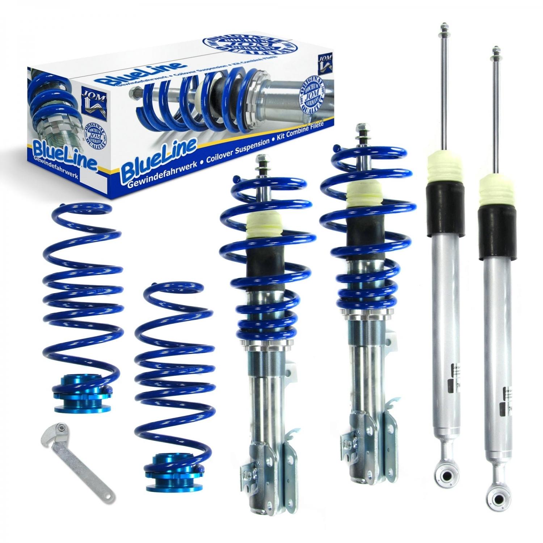 Blue Line - Gevindundervogn til Ford Focus 1 Udvendig tilbehør > Gevindundervogn > Ford > Focus