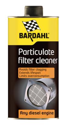 Bardahl Partikelfilter Rens 1 ltr. (til tanken) Olie & Kemi > Additiver