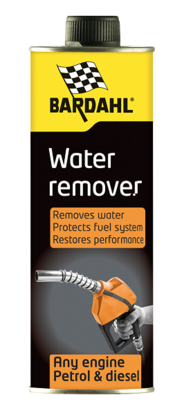 Bardahl Fuel Water Remover - Tank Rens 300 ml. Olie & Kemi > Additiver