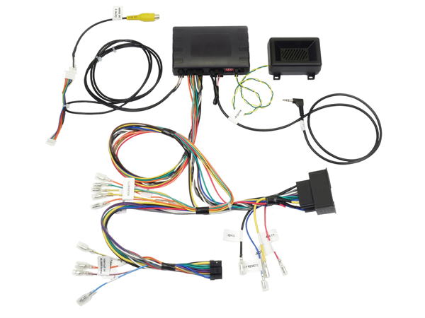 Alpine APFV100GM CAN til video GM (Klima styring) Bilstereo > Ratstyring