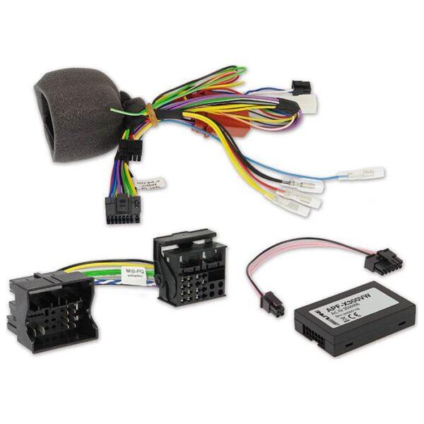 Alpine APFX300VW VAG ratstyring rat/display/bilinfo VW