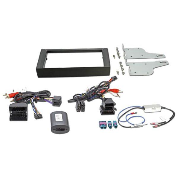 """Alpine KIT8A4 2-DIN 8"""" Kit f. Audi A4 uden display Bilstereo > Monteringssæt"""