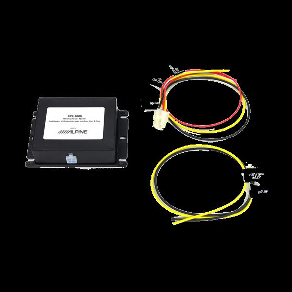 Alpine KPX-100B Start/stop modul Bilstereo > Monteringsdele > Start/stop moduler
