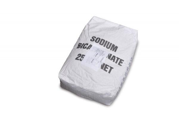 Sodapulver 25kg til Sodablæsning - Lev. i plast sæk Sodablæsere & tilbehør