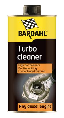 Bardahl Turbo Rensevæske til tanken (diesel) 1 ltr. Olie & Kemi > Additiver