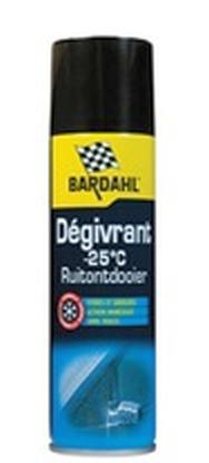 Bardahl De-Icer 300 ml. (Isfjerner) Olie & Kemi > Smøremidler