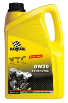 Bardahl Motorolie - XTC PSA 0W30 C2 Syntronic 5 ltr Olie & Kemi > Motorolie