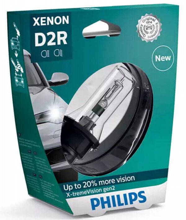Philips D2R X-tremeVision gen2