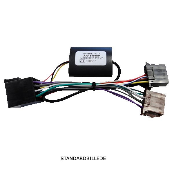 Alpine APFS111PS Interface Peugeot Bilstereo > Ratstyring