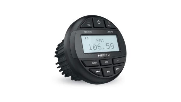 Hertz HMR10 Marine digital radio med bluetooth Bilstereo