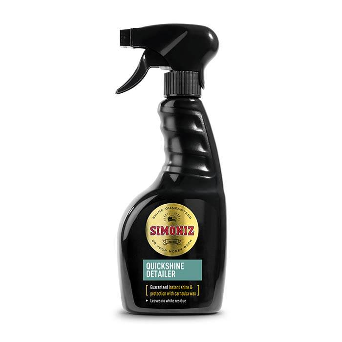 Simoniz Quickshine voks 500 ml. Bilpleje > Simoniz