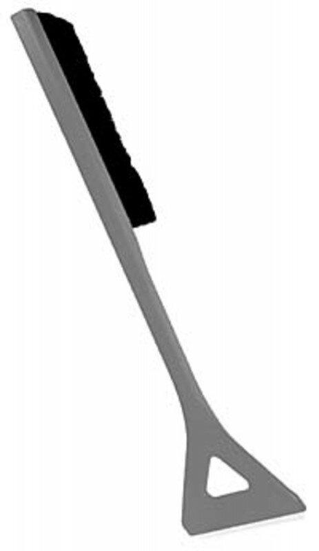 Snebørste & Isskraber på KUN 44 cm