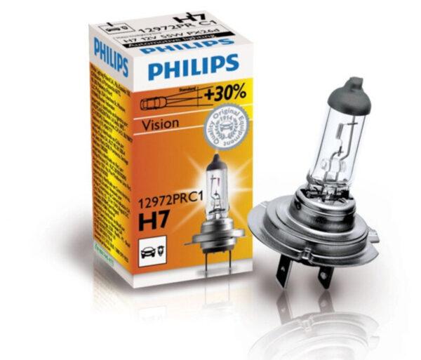 Philips Vision H7 pære