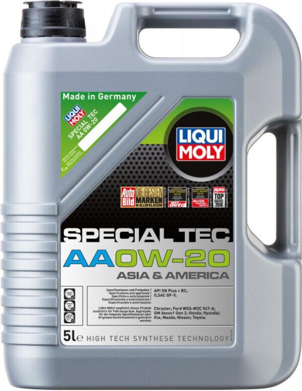 Special Tec AA 0W20 Motorolie fra Liqui Moly