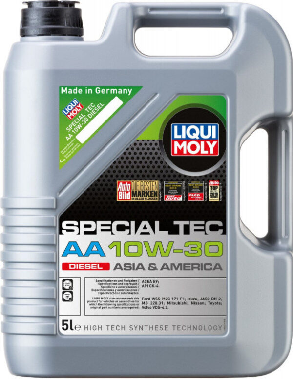 Special Tec AA 10W30 Motorolie fra Liqui Moly
