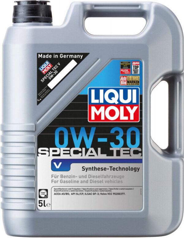 Special Tec V 0W30 Motorolie fra Liqui Moly
