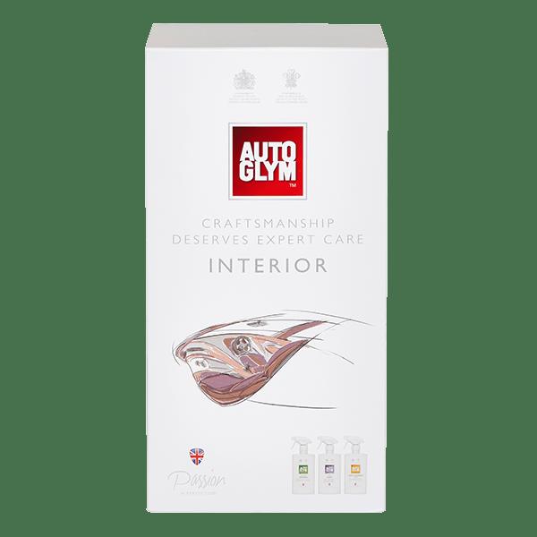 Autoglym Gavesæt Interiør - Interior Collection - med 3 produkter Bilpleje
