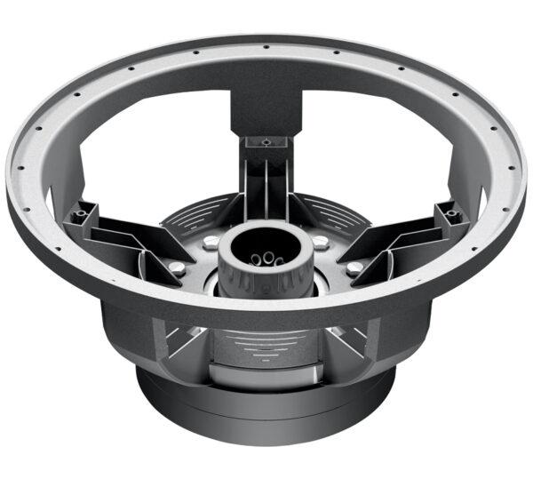 """Hertz MM15 Subwoofer SPL Monster motor del 380 / 15"""" Bilstereo"""