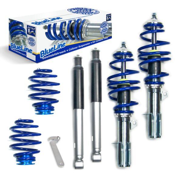 Blue Line - Gevindundervogn til Opel Corsa C Udvendig tilbehør > Gevindundervogn > Opel > Corsa