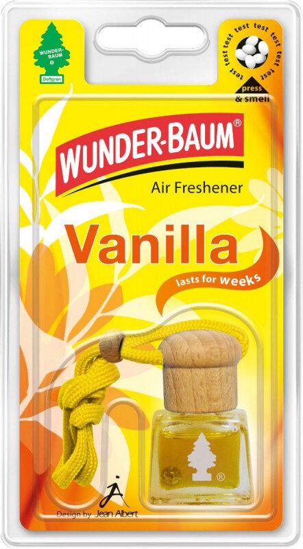 Vanilla luft frisker flaske / Air Freshener bottle fra Wunderbaum Wunder-Baum dufte